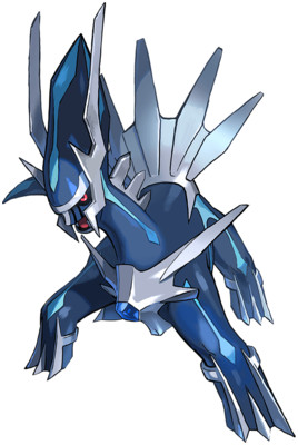 Dialga Other - Pokémon Legendary event