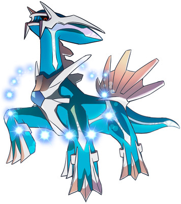 Dialga Other artwork - Shiny