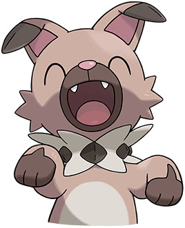 Rockruff Other