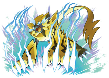 Zeraora Other - Event