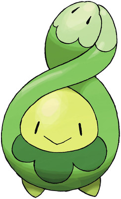 Budew artwork by Ken Sugimori