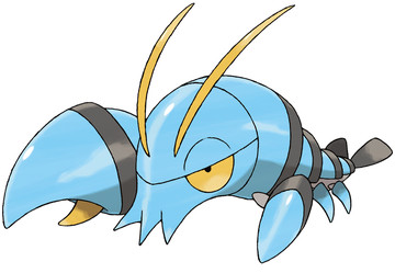 Clauncher artwork by Ken Sugimori