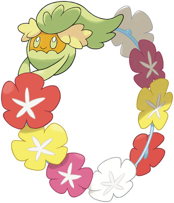 Comfey artwork by Ken Sugimori