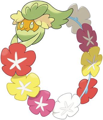 Comfey Sugimori artwork