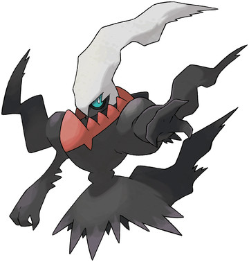 Darkrai Sugimori artwork
