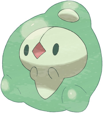 Duosion artwork by Ken Sugimori
