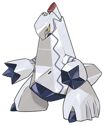 Duraludon artwork by Ken Sugimori