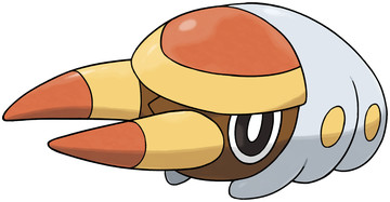 Grubbin artwork by Ken Sugimori