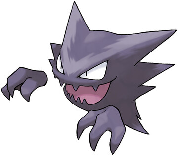 Haunter artwork by Ken Sugimori