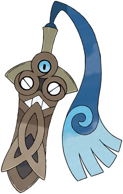 Honedge artwork by Ken Sugimori