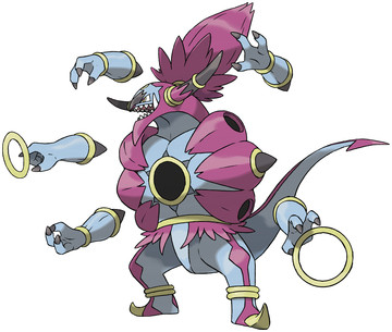 Hoopa Pok 233 Dex Stats Moves Evolution Amp Locations Pok 233 Mon Database