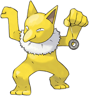 Hypno artwork by Ken Sugimori