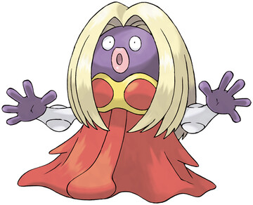 Jynx artwork by Ken Sugimori
