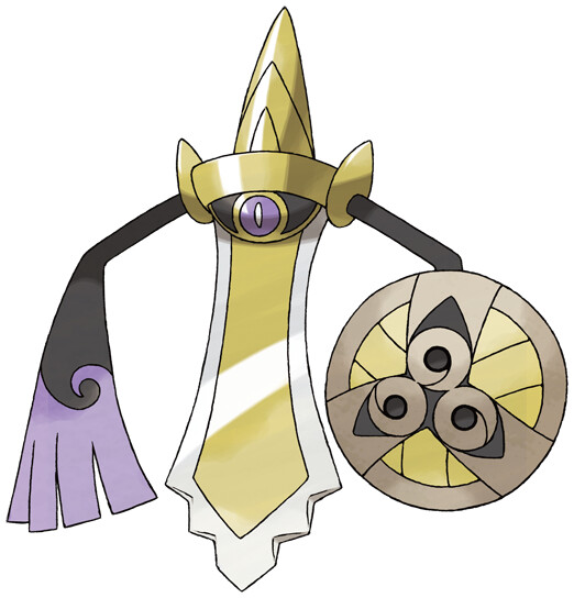 Image result for Aegislash