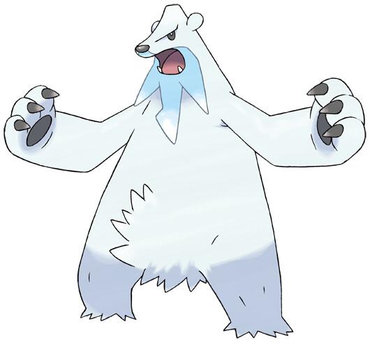 beartic pok u00e9dex stats  moves  evolution   locations freezing room design freezing room design