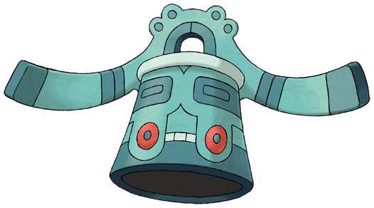 Bronzong Pokédex: stats, moves, evolution & locations | Pokémon ...
