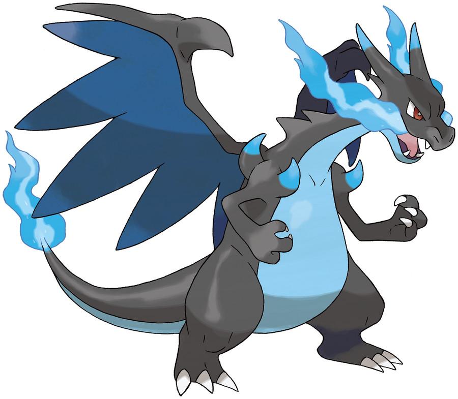Charizard pok dex stats moves evolution locations - X evolution pokemon ...