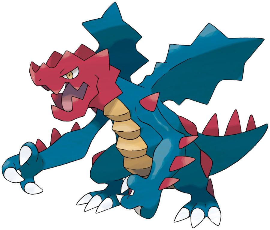 Druddigon Pokédex: stats, moves, evolution & locations | Pokémon