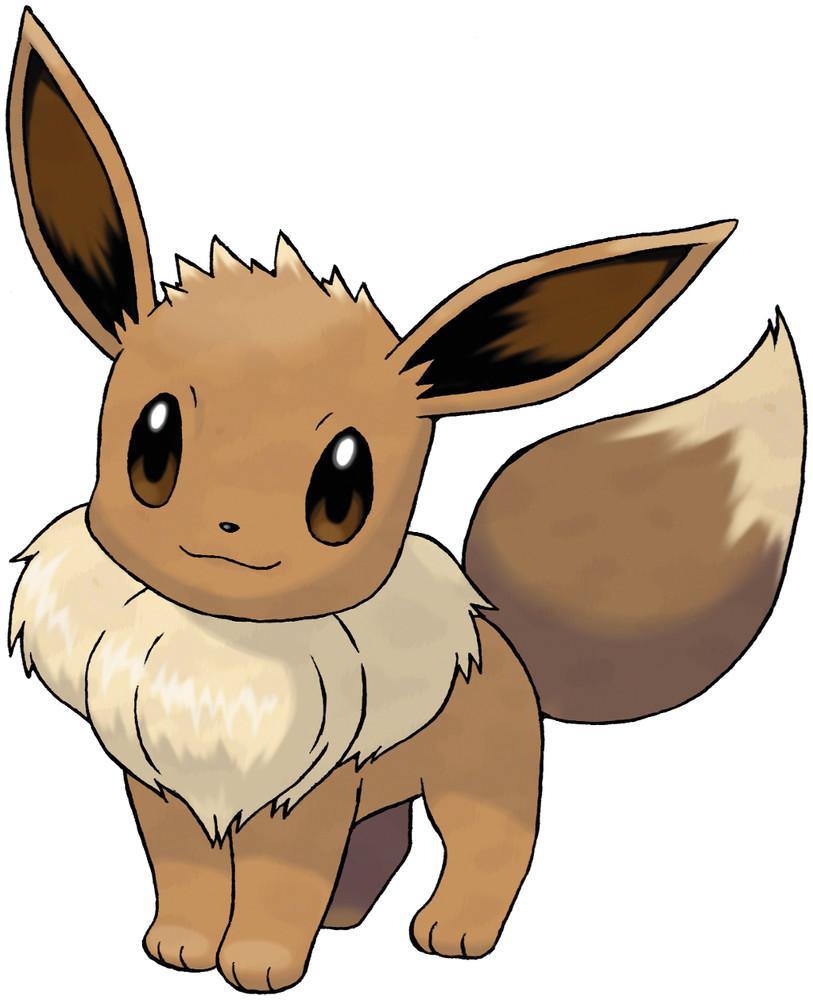 Eevee Pokédex: stats, moves, evolution & locations | Pokémon Database