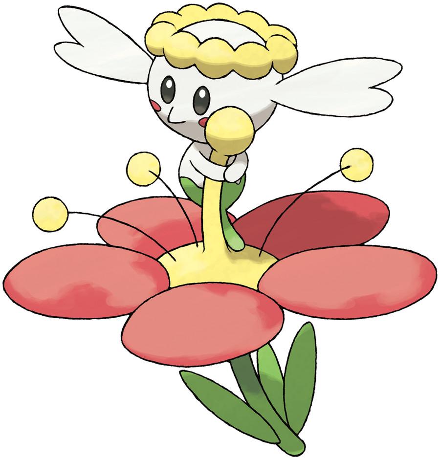Flabébé Pokédex: stats, moves, evolution & locations | Pokémon Database