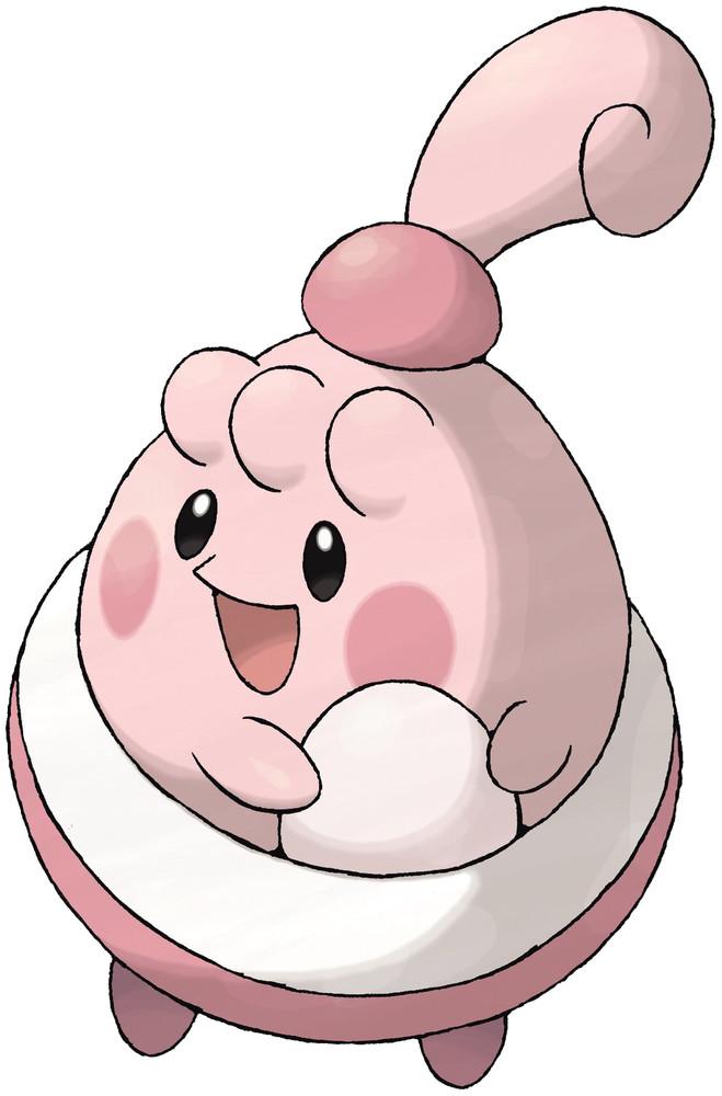 Happiny Pokédex: stats, moves, evolution & locations | Pokémon Database
