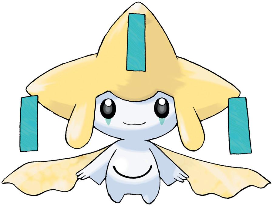 Jirachi Pokédex: stats, moves, evolution & locations | Pokémon Database