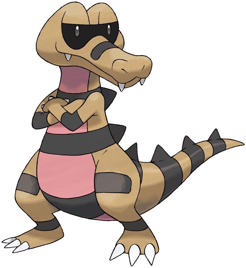 Krokorok - Pokemon X and Y Wiki Guide - IGN