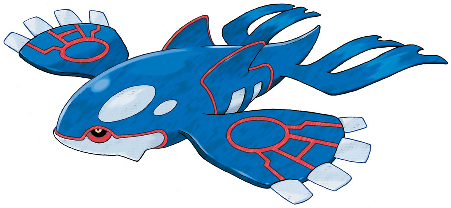 how to catch kyogre in fire red