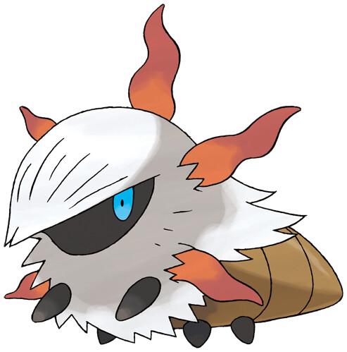 Larvesta Pokédex Stats Moves Evolution Locations Pokémon Database