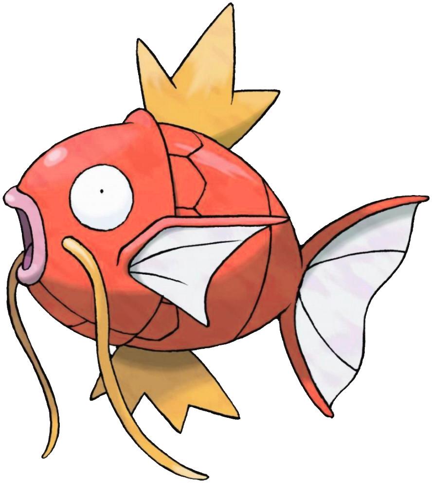 Magikarp Pokédex: stats, moves, evolution & locations | Pokémon Database