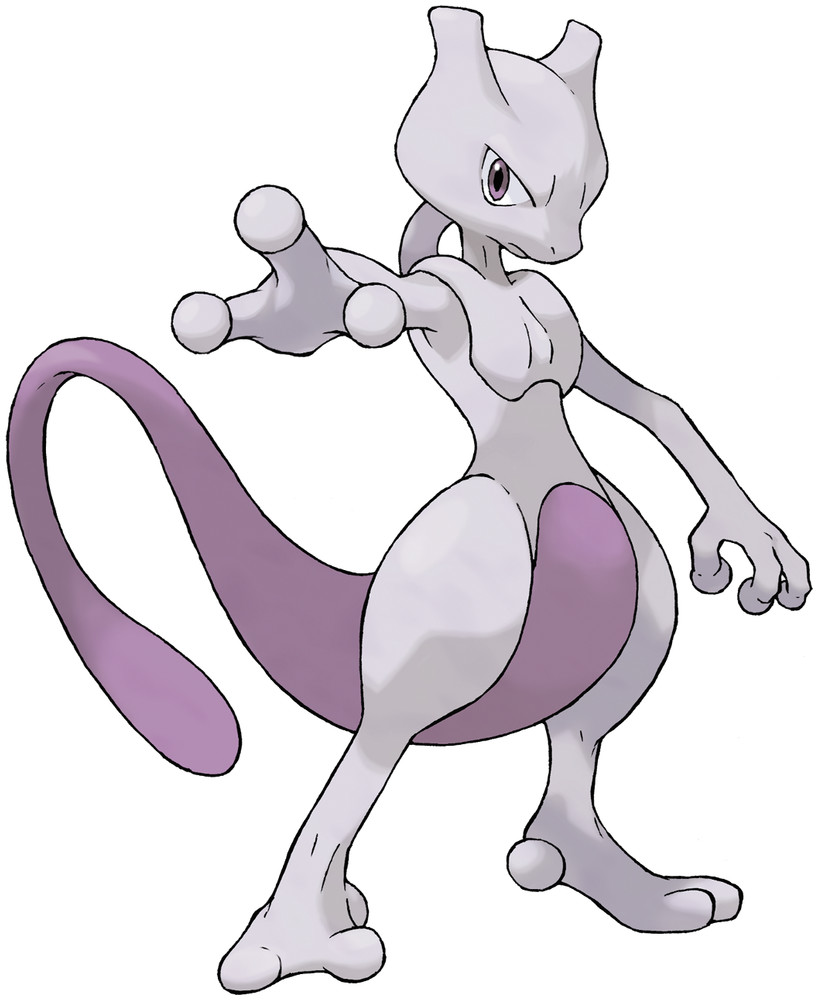 Image result for mewtwo