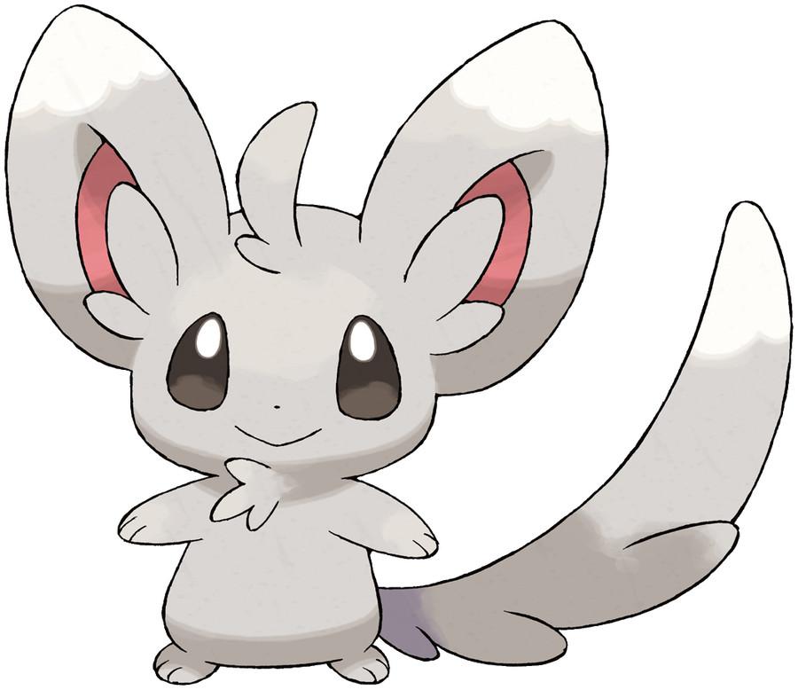 Minccino Pokédex Stats Moves Evolution Locations Pokémon Database