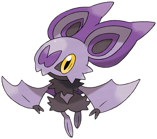 Noibat Pokédex: stats, moves, evolution & locations | Pokémon Database