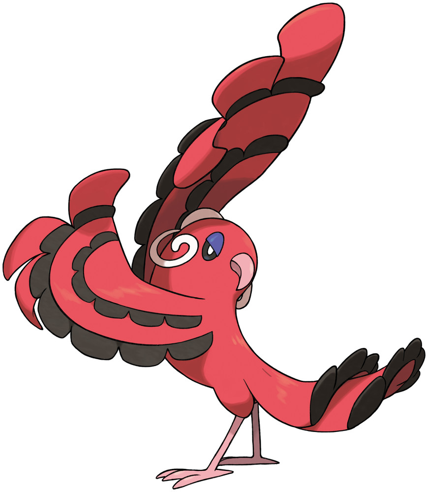 Oricorio Pokédex: stats, moves, evolution & locations | Pokémon Database