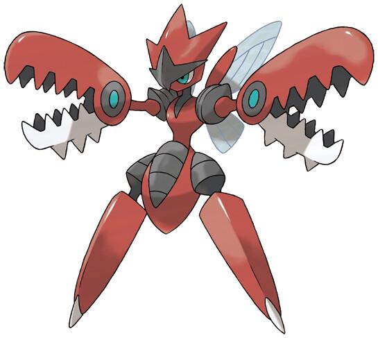 pokemon scizor