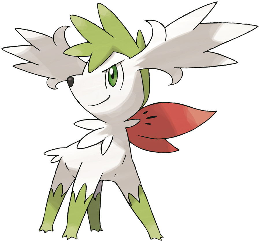 Image result for shaymin sky form
