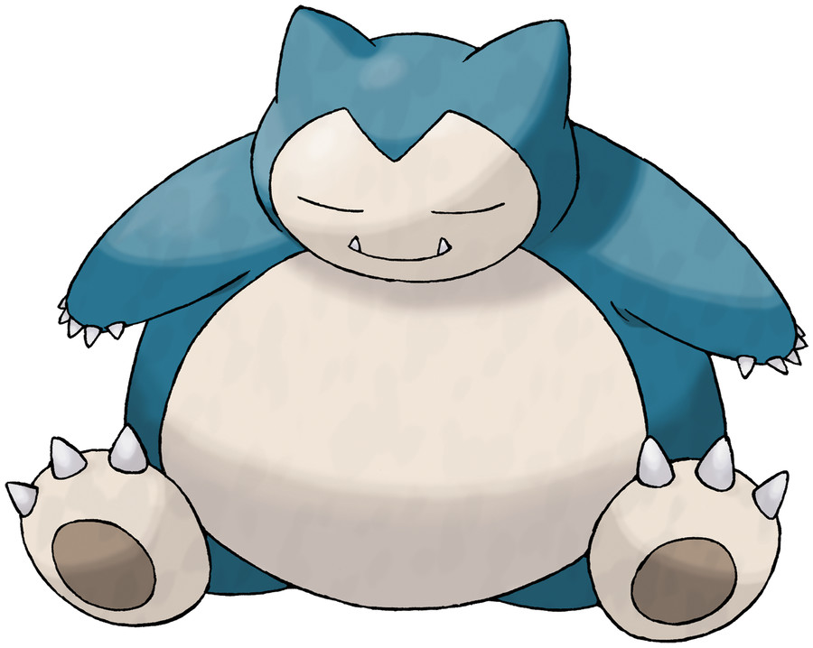 Snorlax official artwork gallery | Pokémon Database
