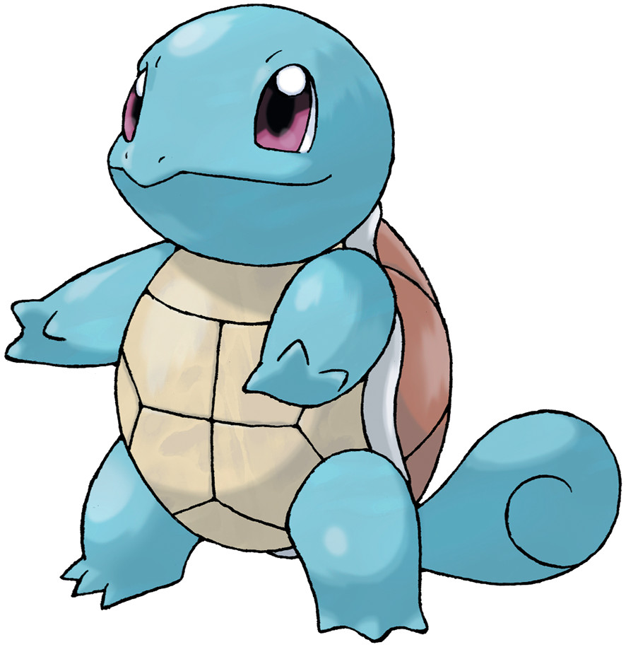 Squirtle Pokédex: stats, moves, evolution & locations | Pokémon Database