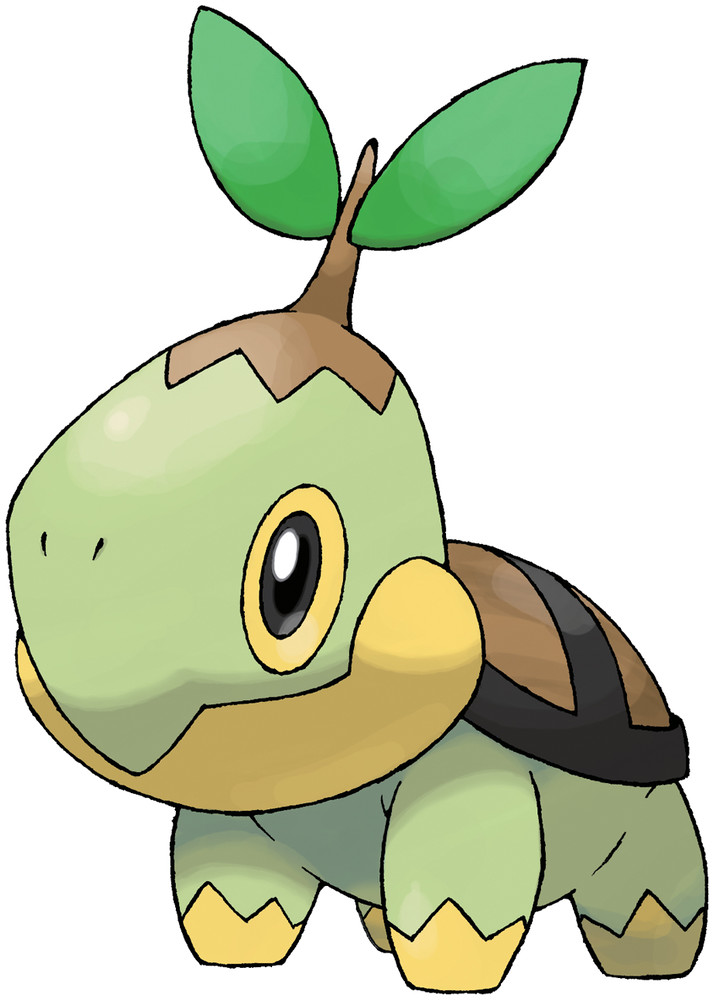 turtwig pokédex stats moves evolution locations pokémon database