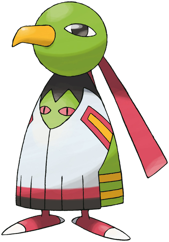 Xatu Pokédex: stats, moves, evolution & locations | Pokémon Database
