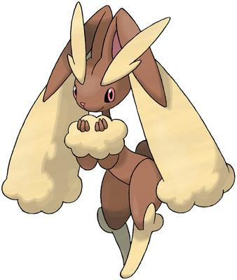 Buneary (Pokémon) - Bulbapedia, the community-driven ...