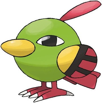Natu artwork by Ken Sugimori
