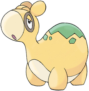 Numel artwork by Ken Sugimori