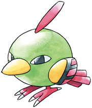 Natu Early Sugimori artwork