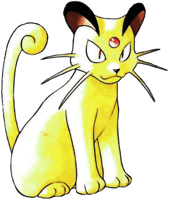 Persian Early Sugimori artwork