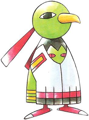 Xatu Early Sugimori artwork