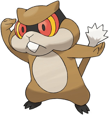 Patrat artwork by Ken Sugimori