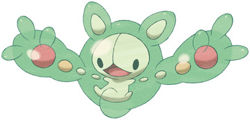 Reuniclus artwork by Ken Sugimori