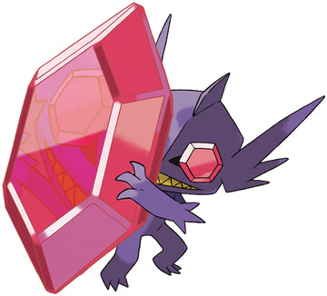 Pokedex data  Sableye Evolution Chart Level