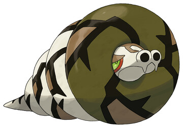 Sandaconda artwork by Ken Sugimori